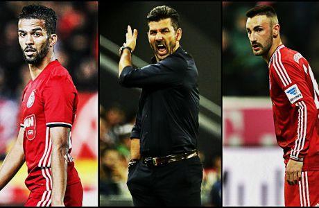 Η νέα ομάδα του Καρσελά, το συμβόλαιο του Κοντέντο σε ΠΑΟΚ-ΑΕΚ και ο τρελαμένος Ουζουνίδης