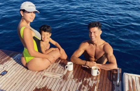Οι διακοπές της οικογένειας Ρονάλντο έρχονται σε περιτύλιγμα 6 εκατ. ευρώ