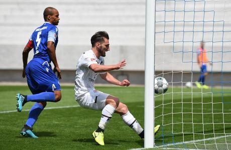 Η πιο περίεργη εβδομάδα του Διαμαντάκου έκλεισε με νέο γκολ