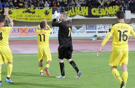 Πρώην κίπερ της ΑΕΚ στην 4η κατηγορία της Γερμανίας!