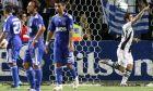 Ο Βιεϊρίνια στην πρώτη του θητεία στον ΠΑΟΚ, πανηγυρίζει ένα γκολ του κόντρα στην Φενέρμπαχτσε στην Τούμπα, στις 19 Αυγούστου του 2010, για τα playoffs του Europa League. ΦΩΤΟΓΡΑΦΙΑ: Eurokinissi