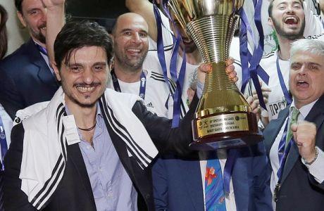 """Δ. Γιαννακόπουλος: """"Συγχαρητήρια σε όλους. Γιατί όχι με Αλβέρτη στον πάγκο;"""" (VIDEOS)"""