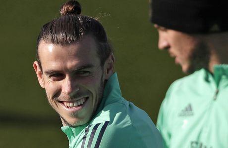 Ο Γκάρεθ Μπέιλ επέστρεψε στην Τότεναμ, με τη μορφή δανεισμού για έναν χρόνο από την Ρεάλ Μαδρίτης.