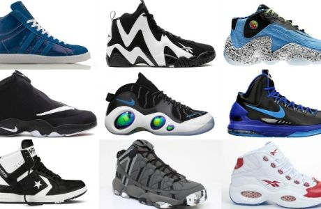 831a61b2b9c 45 παπούτσια που έχουν το όνομα παικτών ΝΒΑ (PHOTOS) | Contra.gr