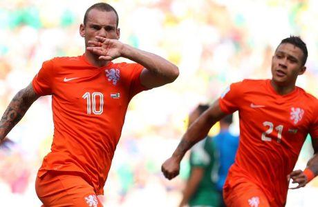 Ολλανδία - Μεξικό 2-1 (VIDEO)