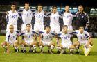 Εμφάνιση της ΕΘνικής Ελλάδος από αγώνα της σεζόν 2001-2002