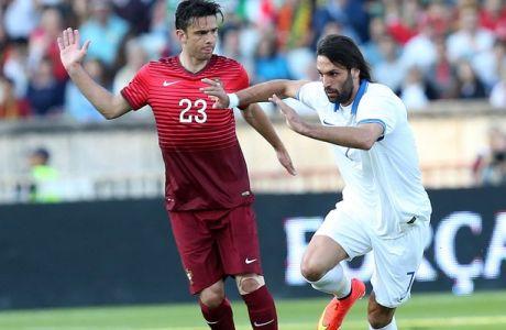 Πορτογαλία-Ελλάδα 0-0