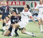 Ο Φράνκο Μπαρέζι στον τελικό του Champions League με τον Άγιαξ