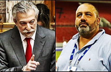 """""""Επίθεση"""" Ολυμπιακού μετά τις κατηγορίες Κοντονή"""