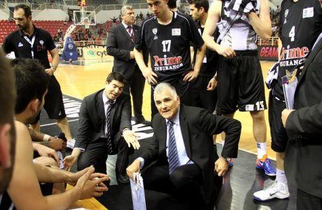 """Μαρκόπουλος: """"Ανταγωνιστικοί και στη συνέχεια"""". Σφαιρόπουλος: """"Να μην τα παρατήσουμε"""""""