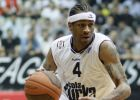 Allen Iverson of Besiktas Cola Turka dribbles the ball during their Eurocup group B basketball match against Hemofarm Stada in Istanbul, Turkey, Tuesday, Nov. 16, 2010. (AP Photo/Ibrahim Usta)