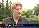 Ο Ντιρκ Νοβίτσκι ήταν ένα φρικιό που δεν ήξερε τι να κάνει το σώμα του