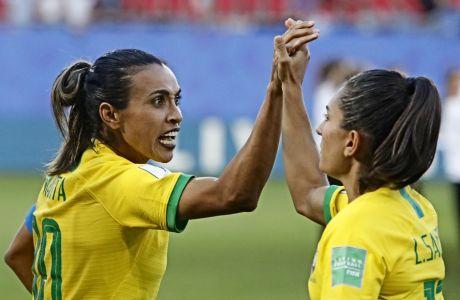 Η Βραζιλία του Μπολσονάρο θα πληρώνει το ίδιο Μάρτα και Νεϊμάρ από εδώ και πέρα