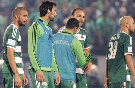 Πρώην πράσινος επέστρεψε στην ενεργό δράση για να παίξει με μεταγραφικό στόχο της ΑΕΚ!