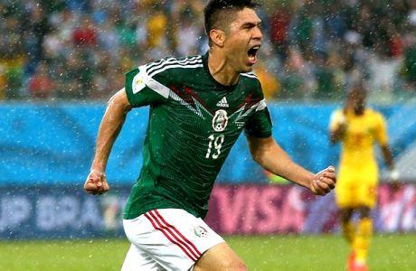 Μεξικό - Καμερούν 1-0