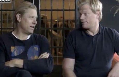 Σμάιχελ και Καν βλέπουν μαζί τον τελικό του 1999