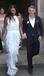 Ο εντυπωσιακός γάμος του Σβαϊνστάιγκερ με την Ιβάνοβιτς στη Βενετία