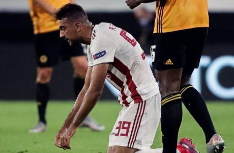Αν είχε σκοράρει ο Χασάν στο Μολινό, ίσως το ελληνικό ποδόσφαιρο είχε σώσει τη μεθεπόμενη χρονιά