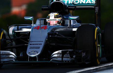 GP Ουγγαρίας: Νίκη κορυφής για τον Hamilton