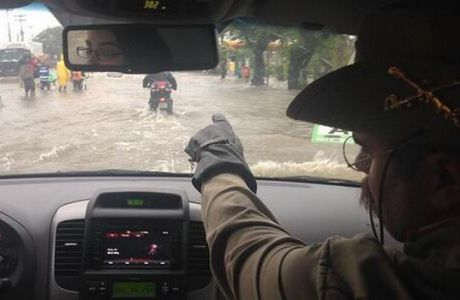 Πλημμύρες πριν από το ΗΠΑ - Γερμανία