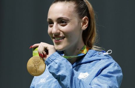 Νέο χρυσό μετάλλιο η Κορακάκη!