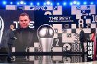 Ο Μάνουελ Νόιερ της Μπάγερν, έπειτα από την παραλαβή του βραβείου The Best 2020 της FIFA, Ζυρίχη | Πέμπτη 17 Δεκεμβρίου 2020