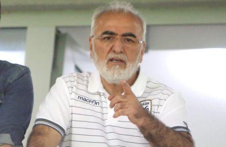 """Σαββίδης: """"Ονειρεύομαι τη διάλυση του αθηναϊκού ποδοσφαίρου"""""""