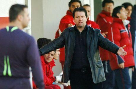 """Παπαδόπουλος: """"Ευτυχώς γιατί τα πέναλτι δεν έμπαιναν στην προπόνηση!"""""""