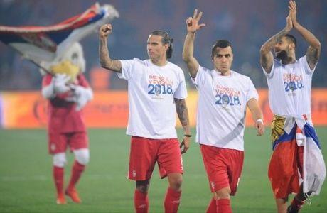 Ο Πρίγιοβιτς το ονειρευόταν από παιδί αυτό το γκολ