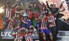 Η στέψη της Ατλέτικο Μαδρίτης