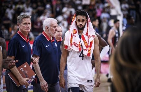 H Team USA αξίζει ένα ρεπό διαρκείας από τη FIBA