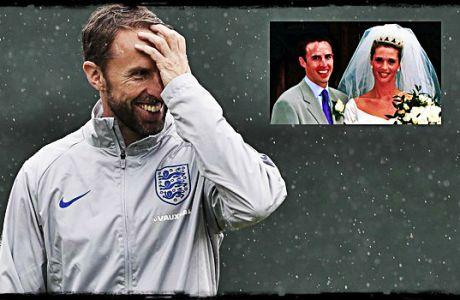 Ο Σαουθγκέιτ του άρπαξε τη γυναίκα αλλά στηρίζει Αγγλία!
