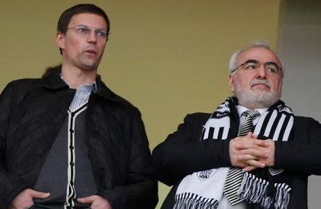 """Τσιστιακόφ: """"Κύκλωμα για να βγαίνει εγγυημένα πρωταθλητής ο Ολυμπιακός"""""""