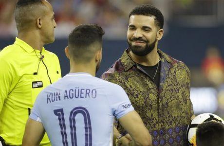 Ο Drake είναι μεγαλύτερος γκαντέμης και από τον Γκριεζμάν