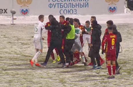 Χαμός στην Ρωσία για ένα... ύπουλο γκολ