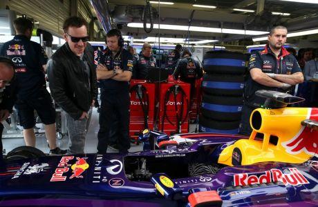 Οι celebrities στο Silverstone