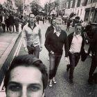 Selfie με τον Αμπράμοβιτς (PHOTO)