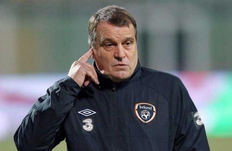 """Ταρντέλι: """"Θα μου άρεσε να είμαι προπονητής της Ελλάδας"""""""