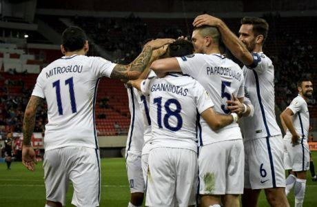 Με Κροατία η Ελλάδα στα μπαράζ!