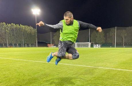 Ο Χαμπίμπ Νουρμαγκομέντοφ δέχθηκε πρόταση από επαγγελματική ομάδα της Ρωσίας για να παίξει ποδόσφαιρο