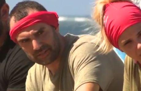 """Τα """"έσπασε"""" ο Χούτος και η παρέα του στο Survivor"""