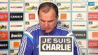 Ενός λεπτού χειροκρότημα για τα θύματα στη Γαλλία ο Μπιέλσα (VIDEO)