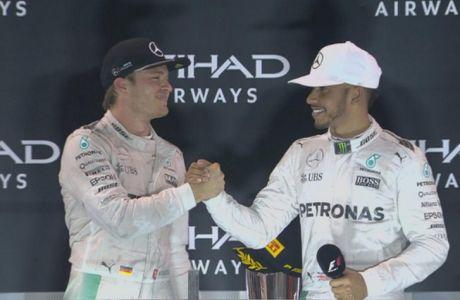 Παγκόσμιος Rosberg!