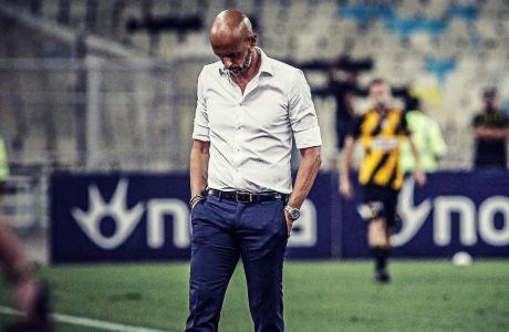 Ο Μιγκέλ Καρντόσο παρέμεινε στα ηνία της ΑΕΚ για 89 ημέρες