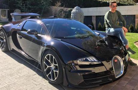 Ο Ρονάλντο επιβράβευσε τον εαυτό του με ένα supercar των 10 εκατ. ευρώ