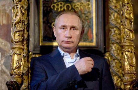 """""""Δηλητήριο"""" ο Πούτιν για την WADA"""