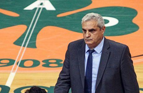 Ο Αργύρης Πεδουλάκης αποχώρησε από την τεχνική ηγεσία του Παναθηναϊκού ύστερα από 15 αγώνες
