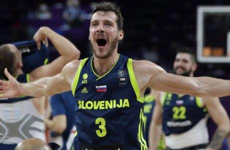Μήπως ζηλέψατε λίγο τον Ντράγκιτς και τη Σλοβενία;