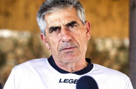Ο Αναστασιάδης είναι ο 2ος γηραιότερος προπονητής στην Εθνική Ελλάδας