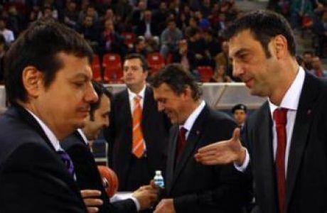 """Τριφούνοβιτς: """"Δεν σηκώσαμε το βάρος"""""""